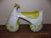 TP Bouncycle bike toys lime green