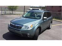 2009 Subaru Forester X 4x4 FULL Toit Panoramic TRES PROPRE!