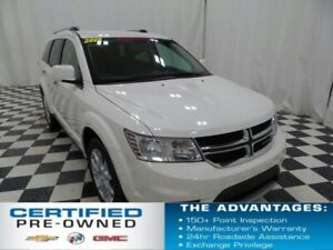 2018 Dodge Journey GT AWD - Heated Leather - 7 Passenger