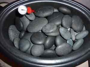 """Spa Pro"" Hot Stone (massage) Heater inducing stones"