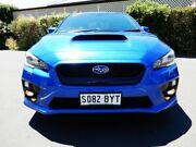 2015 Subaru WRX V1 MY16 Premium Lineartronic AWD WR Blue Mica 8 Speed Constant Variable Sedan Glenelg East Holdfast Bay Preview