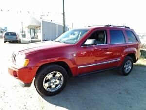 2005 Jeep GRAND CHEROKEE Limited For Sale Edmonton