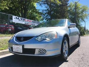 2002 ACURA RSX LEATHER LOADED SUNROOF