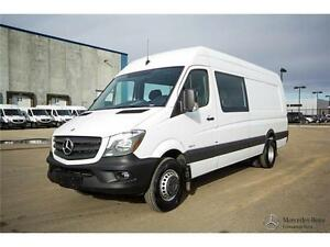 2015 Mercedes-Benz Sprinter V6 3500 Cargo 170 Ext.