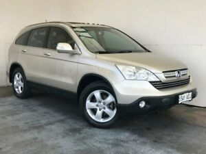 2007 Honda CR-V RE MY2007 Sport 4WD Gold 6 Speed Manual Wagon Mount Gambier Grant Area Preview