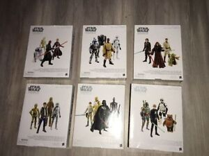 Star Wars Collection Episode 1 a 6 neuf