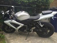 Suzuki Gsxr 2006 600