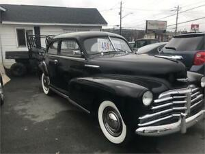 1948 Chevy Stylemaster 2 Door SWEET CAR! RARE Great buy