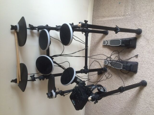 alesis dm lite electronic drum kit bundle in headington oxfordshire gumtree. Black Bedroom Furniture Sets. Home Design Ideas