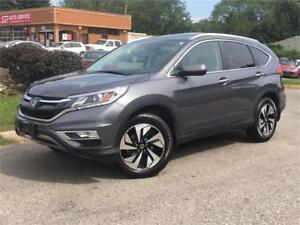 2015 Honda CR-V TOURING-NAVI-ROOF-CAM-NO ACCIDENTS-25KMS