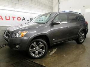 2012 Toyota RAV4 4X4 Sport TOIT OUVRANT MAGS 18