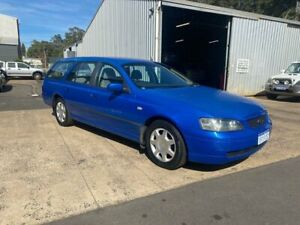 2004 Ford Falcon BA XT 4 Speed Sports Automatic Wagon Margaret River Margaret River Area Preview