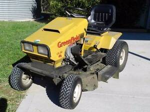 Wanted, Greenfield ride-on mowers/parts. Humpty Doo Litchfield Area Preview