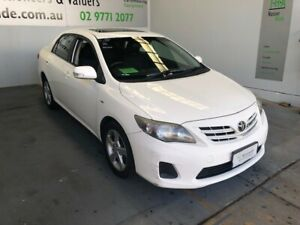 2012 Toyota Corolla CONQUEST Milperra Bankstown Area Preview