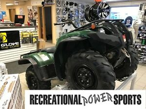 SOLD  SOLD  2011 YAMAHA KODIAK 450 EPS AUTOMATIC