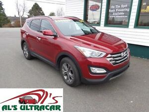 2016 Hyundai Santa Fe Sport Premium AWD only $104wk all in!