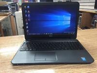 "Laptop 15""   Dell Latitude 3540   256GB SSD   8GB RAM   GOOD BATTERY   i3 1.7GHZ   Linux Mint"