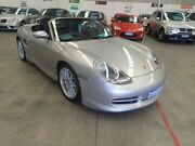 2003 Porsche Boxster 986 MY03 S Silver Metallic 5 Speed Sports Automatic Convertible Wangara Wanneroo Area Preview