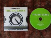 'The Big Noise' compilation CD from The Guardian