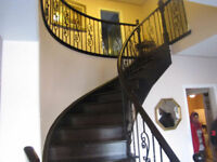 REFINISHING STAIRCASES MADE EXTREMELY AFFORDABLE