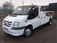 Ford Transit Recovery Truck Spec Lift 2006