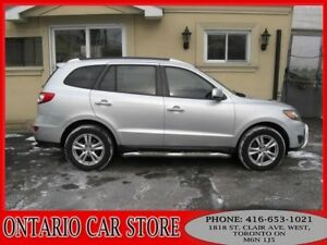 2011 Hyundai Santa Fe LIMITED AWD NAVIGATION LEATHER SUNROOF