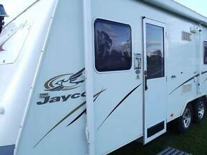 #1817Jayco 23' Sterling shw R⁄out awning Annexe 12 rego Roof A/C Penrith Penrith Area Preview
