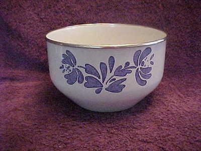 Medium Nesting Bowl (PFALTZGRAFF CHINA Metal Nesting Bowl Medium YORKTOWNE)