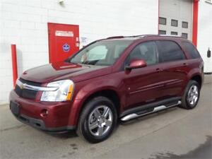 2008 Chevrolet Equniox LT AWD ~ Leather ~ Remote start ~ $8499