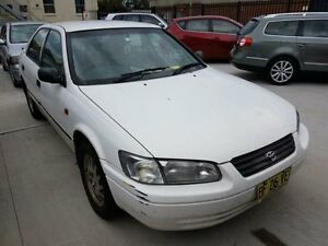 2000 Toyota Camry MCV20R (ii) CSi White 4 Speed Automatic Sedan Georgetown Newcastle Area Preview