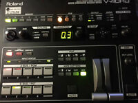 Roland Video Mixer V-40HD demo uni , démonstateur avec Garantie