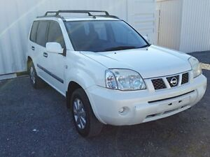 2004 Nissan X-Trail T30 ST (4x4) White 4 Speed Automatic Wagon Gaven Gold Coast City Preview