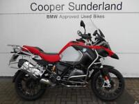 BMW R 1200 GS ADVENTURE TE 2017 *24mth WARRANTY *