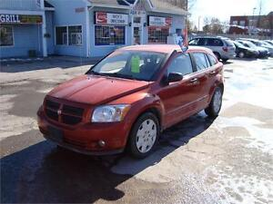 2007 Dodge Caliber SXT Only 114000 KM !!!