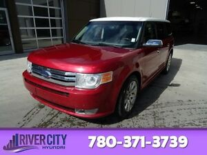 2009 Ford Flex AWD LIMITED 6PASS Navigation (GPS),  Leather,  He