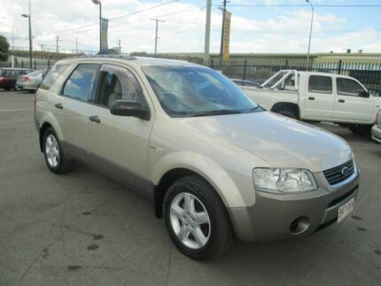 2006 Ford Territory SY TS (4x4) Gold 6 Speed Auto Seq Sportshift Wagon Coopers Plains Brisbane South West Preview