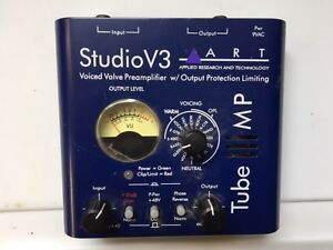 Art Studio V3 Tube preamp