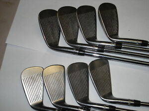 Tommy Armour  845 V-31 Mens R.H. Stiff/Titleist 990 DCI set West Island Greater Montréal image 5