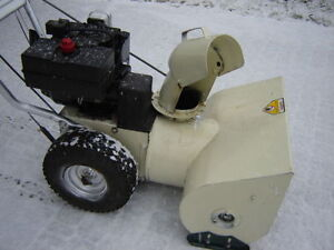 Snowblowers 4-To Choose From, 100% Serviced, From $450