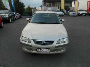 2000 Mazda 626 Classic Beige 4 Speed Automatic Hatchback