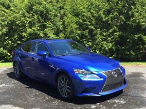 2015 Lexus IS I350 FSport AWD Berline