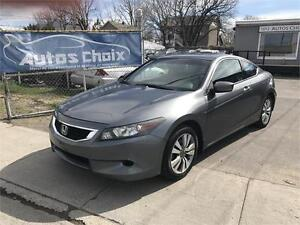 HONDA ACCORD EX-L COUPE 2008 **54$/SEM.**CUIR**TOIT**