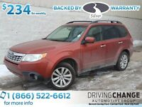 2011 Subaru Forester !!!BLOW OUT PRICING!!!