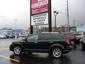 2011 Dodge Journey R/T All Wheel Drive 7 Passenger