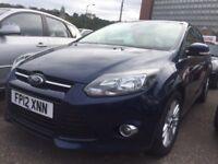 ford focus titanium! great spec! low road tax!