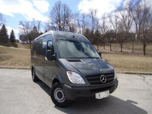 2013 Mercedes-Benz Sprinter Cargo Vans 2500 V6 3.0 L Diesel