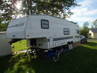 Fifth-Wheel-27ft/pi-275N-ideal-hunters-chasseurs