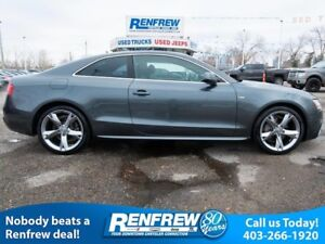 2013 Audi A5 Sunroof, Navigation, Heated Seats