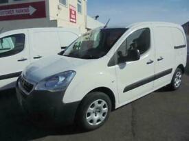 2017 Peugeot Partner 850 1.6 BlueHDi 100 Professional Van [non SS] PANEL VAN Die