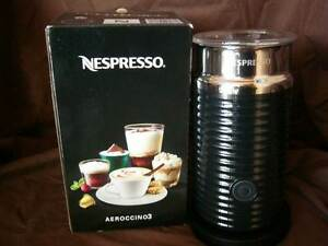 milk frother (nespresso) aeroccino3. Outer Geelong Preview